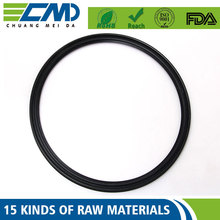 manufacture custom molded rubber gasket for outdoor lighting