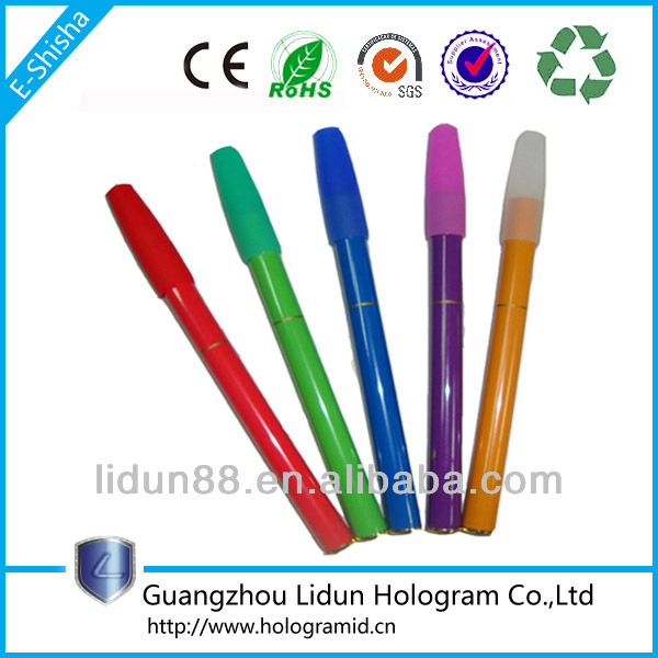 Disposable Colorful Electronic Hookah Pen