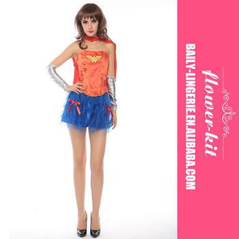 Wholesale fashion sexy adult fancy dress costumes for women