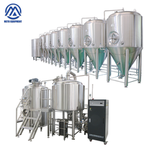 copper plating equipment insulated mash tun conical fermenter