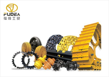 Bulldozer Undercarriage parts for Komatsu D65