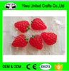 cheap wholesale artificial fruit fake strawberry for decoration