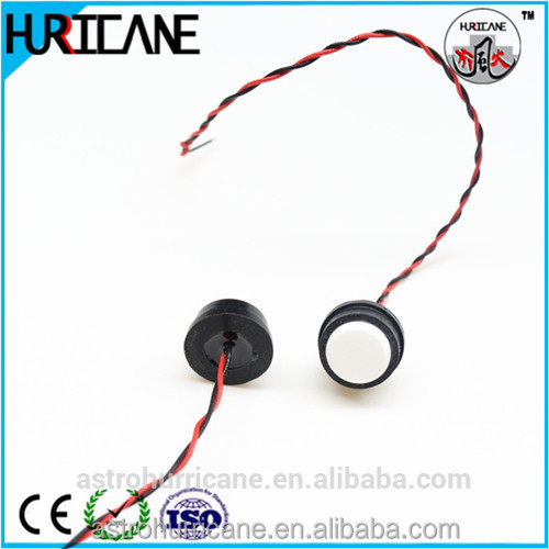 High frequency ultrasonic piezoelectric transducer 2Mhz position sensor analog sensor