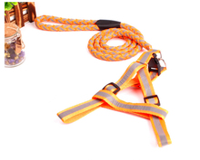 Dog pet accessory training product, dog accessories pet harness and leads, nylon dog harness