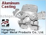 HGMC-L008 custom large aluminum die sand casting products