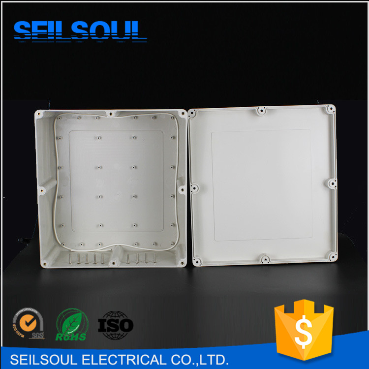 Seilsoul good sale UL Listed metal screw small electric pvc junction box