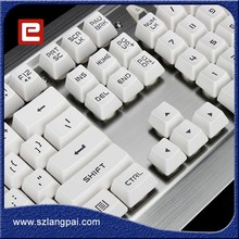 High End Rubber Membrane Keyboard With Floating Keycaps