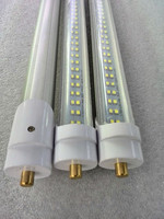tube8 Chinese girl tube 8 feet single pin tube 44W two rows Chip T8 96 inch 8FT LED tube light single pin