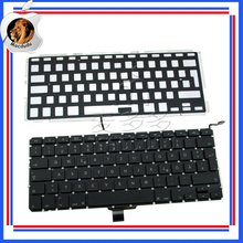 "Tested 13.3"" Laptop GR German Keyboard & backlight For Macbook Pro Unibody A1278 MC700 MC374 D313"