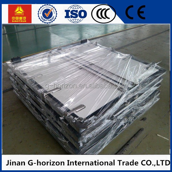 Sandwich panels refrigerated truck box dry cargo fiberglass truck body