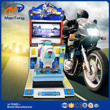 high quality arcade game machine motorcycle car racing game machine electronic game machine