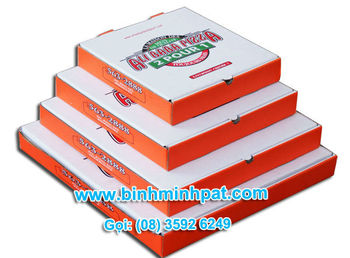 Pizza Box, Pizza Packaging Box
