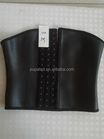 Sexy www xxx com photos latex rubber waist training corset
