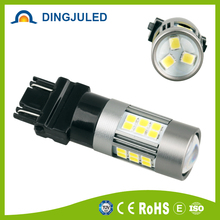 Hot sale 3157 led bulb 27SMD Car Interior Led car auto flashing lights