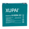 6-DZM-22 12V 22Ah XUPAI electric bike battery /e-bike battery