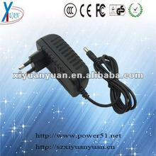 US EU output dc 5V 4A switching power adapter