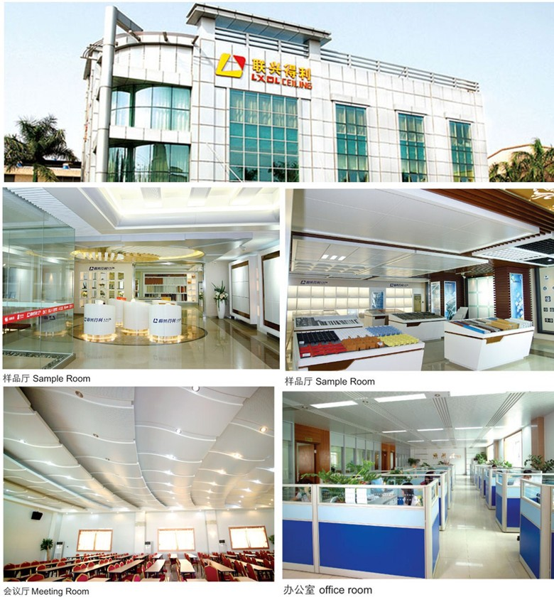 decorative metal aluminum virtual ceiling