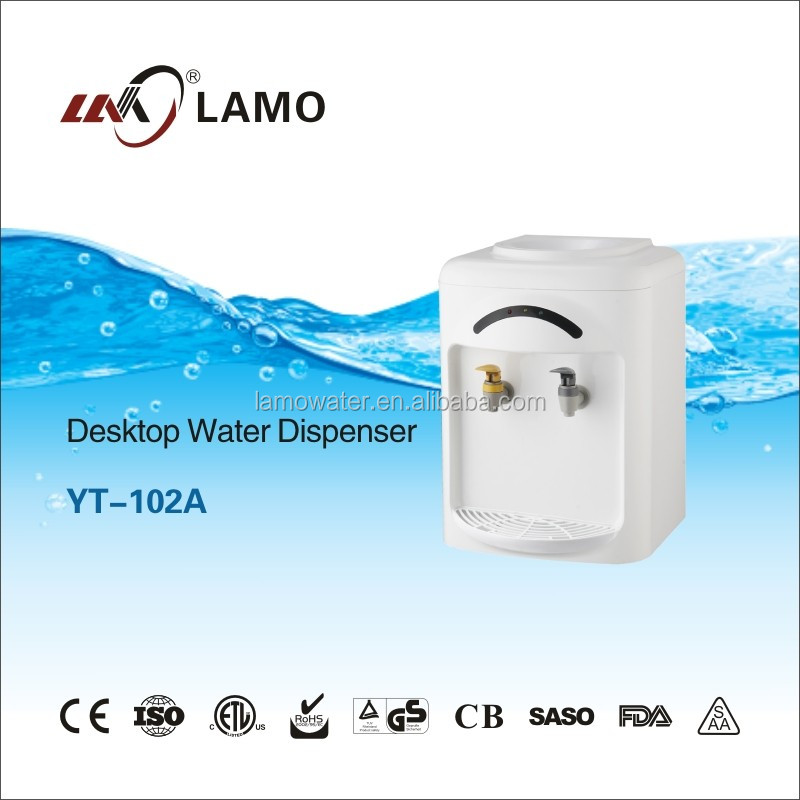 Ningbo Luxury Simple Cheap Classic School Mini Portable Public Drinking Desktop Digital Water Dispenser YT-102A