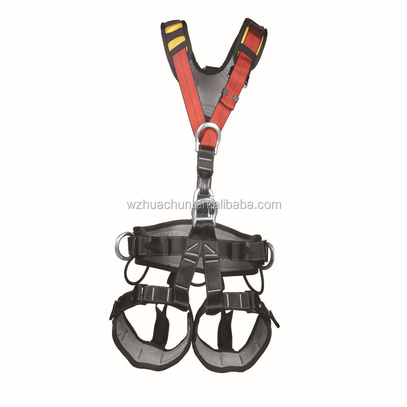 2015 professional full body reversible safety belt harness