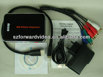 new 2014 product HD Game Capture, HDMI to USB,hdmi capture card,1080P HDMI/YPbPr Recorder into USB disk-ezcap280