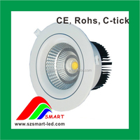 shenzhen LED manufacturer cob 30w led down light