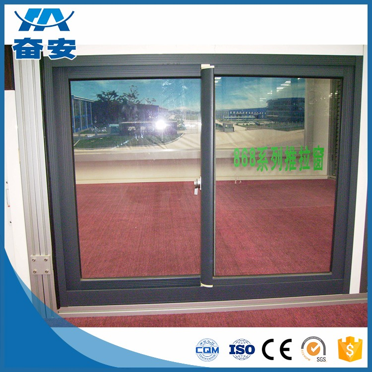 Factory manufacture various aluminium sliding window section