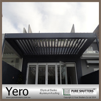 YERO Electric motor roof