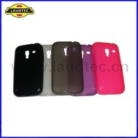 Soft TPU Gel Case,Back Cover for Samsung Galaxy Ace Plus S7500,Laudtec