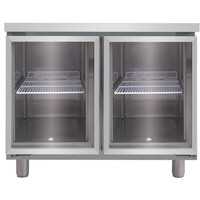Commercial Used Glass Door Refrigerator for Sales