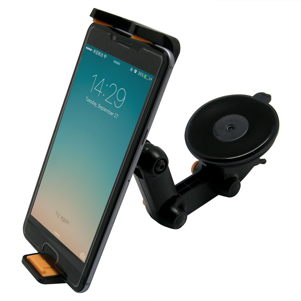 factory price universal Car Holder Windshield Mobile Phone Mount Holder For gps car Mount