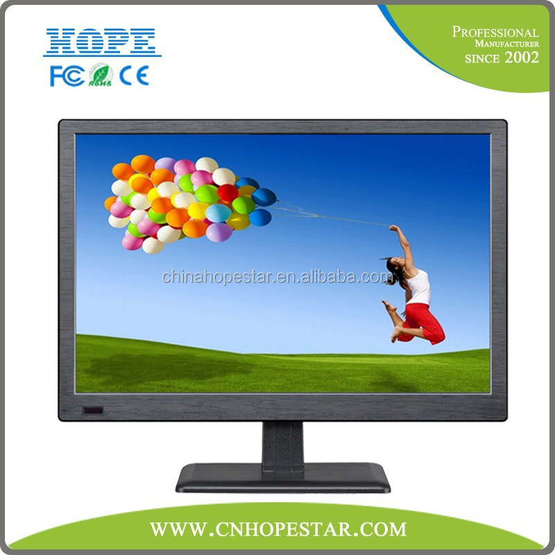 "21.5"" industrial monitor LED LCD TV monitor wide 16:9"