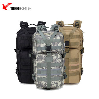 China supplier durable outdoor rucksack waterproof military tactical backpack