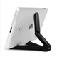 Flexible desk cell phone holders plastic folding phone holder retractable cellphone holder tablet pc hand mount stand