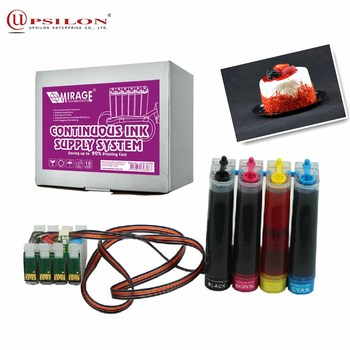 Refill Continuous Ink Supply System Ciss Ink For epson cx5500