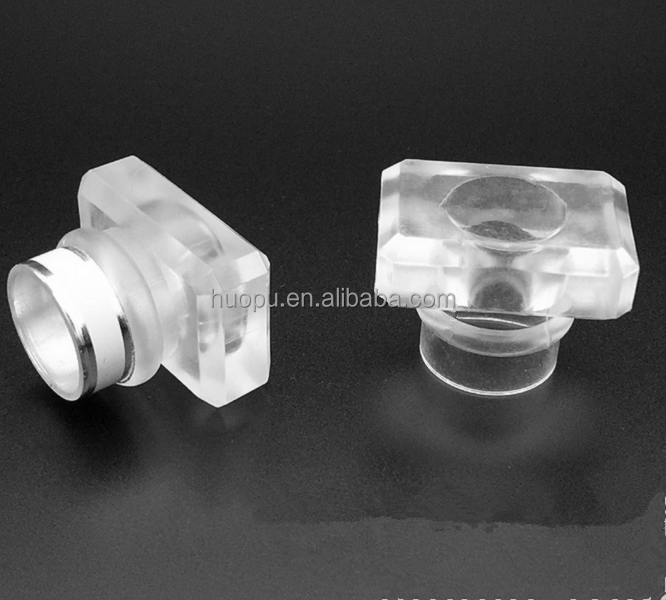 guangdong factory OEM acrylic PMMA perfume bottle cap