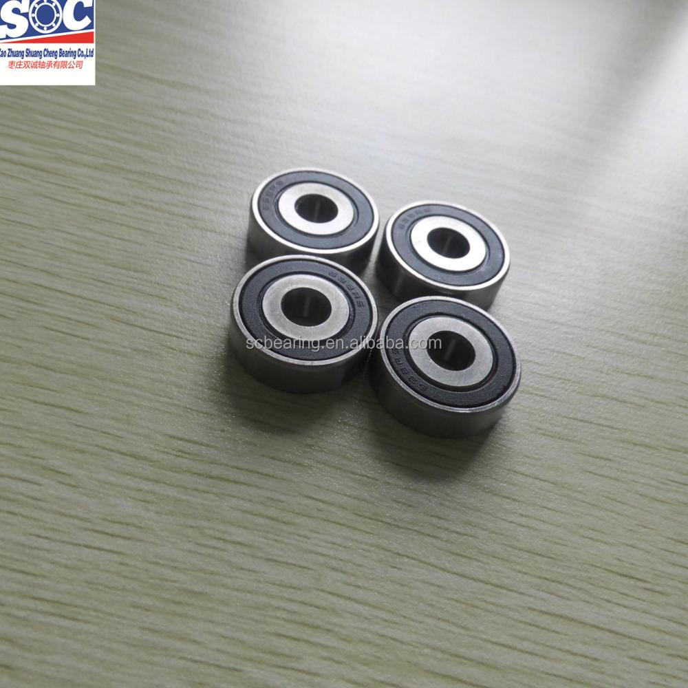 china supplier 6311zz deep groove ball bearing for exercise bike bearing