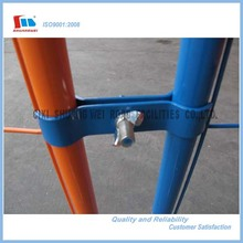 Traffic Fencing Panel Clamp