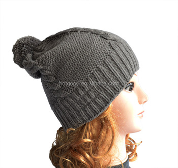 Knitted Hat Winter Hat Type and Common Fabric Feature bluetooth headphone beanie hat