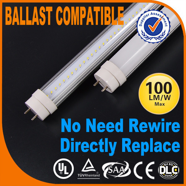 Ballast Compatible Glass lens Rohs Germany Flameless Wax Led Candle Lights