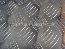 5052 h32 hot sale embossed aluminum plate/sheet/panel for ship /boat/board