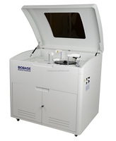 CE/FDA fully automatic biochemistry analyzer price with Complete After-sales Service
