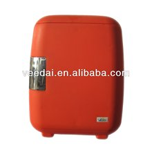 6L small cooler warmer portable refrigerator for car home use