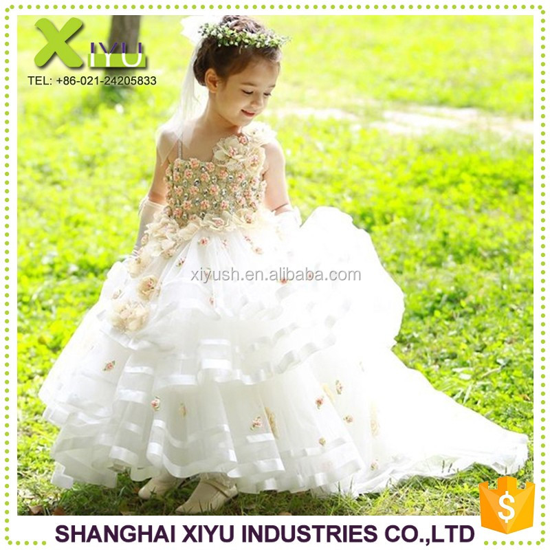 wholesale Various Sizes girls frock designs