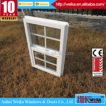 non-impact single hung window