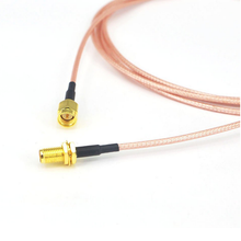 SMA Male to SMA Female wifi antenna extension cable