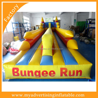 2014 New Product Inflatable Bungee Run for Sale