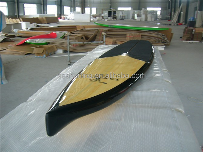 2016 Hot!!!! High quality fiberglass SUP stand up paddle board/stand up paddle race board
