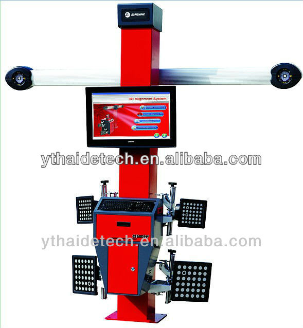3d car wheel align machine (SP-G7)