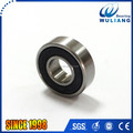 Stainless steel deep groove roller ball S698RS bearing with 8*19*6mm