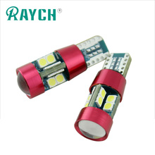 New Car Auto LED T10 smd W5W Canbus T10 3030 19SMD 3030 LED Light Bulb No Error Car Marker Parking Clearance